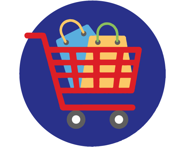 shop[ping cart icon
